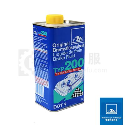 ATE TYP200 竞赛级制动液 刹车油 285度03.9901-6202.2