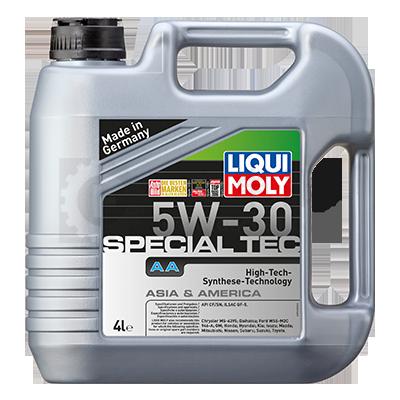 力魔 LIQUI MOLY 专业特技 AA 全合成机油 5W-30 SN/CF (德国)7616